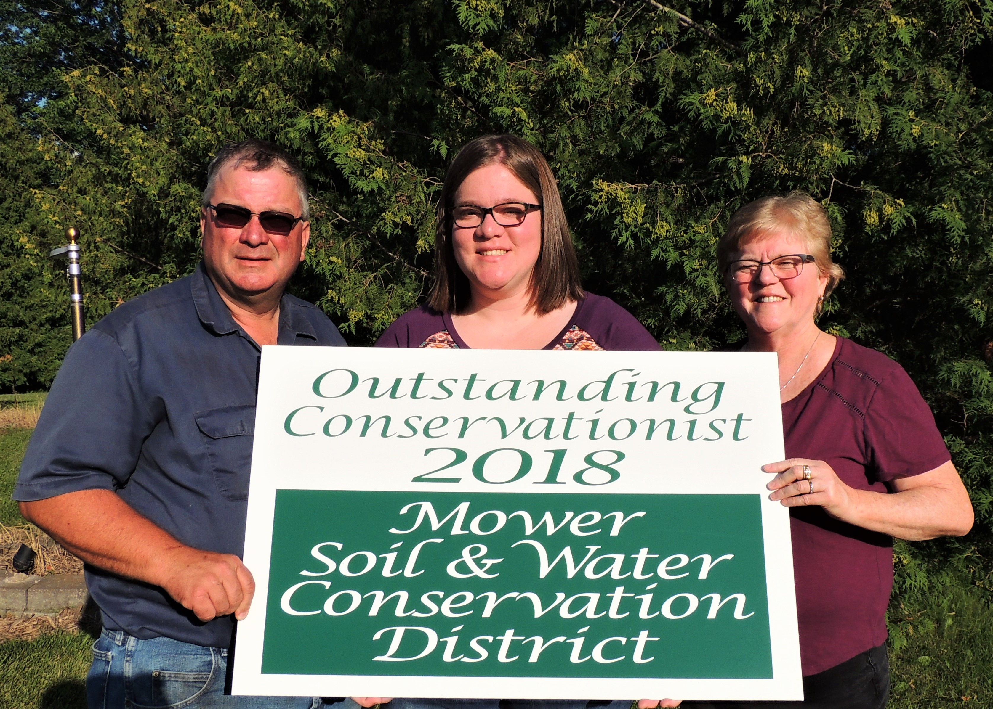 Rod Moe Family - 2018 Outstanding Conservationist - Copy