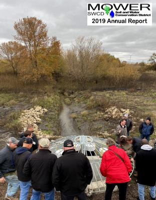 swcd 2019 annual report COVER