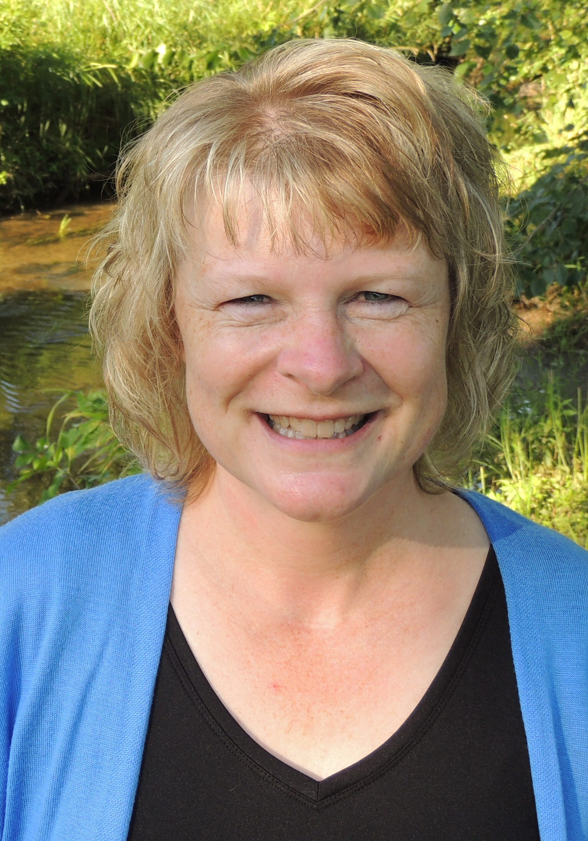 Jeanne Crump - Administrative Assistant