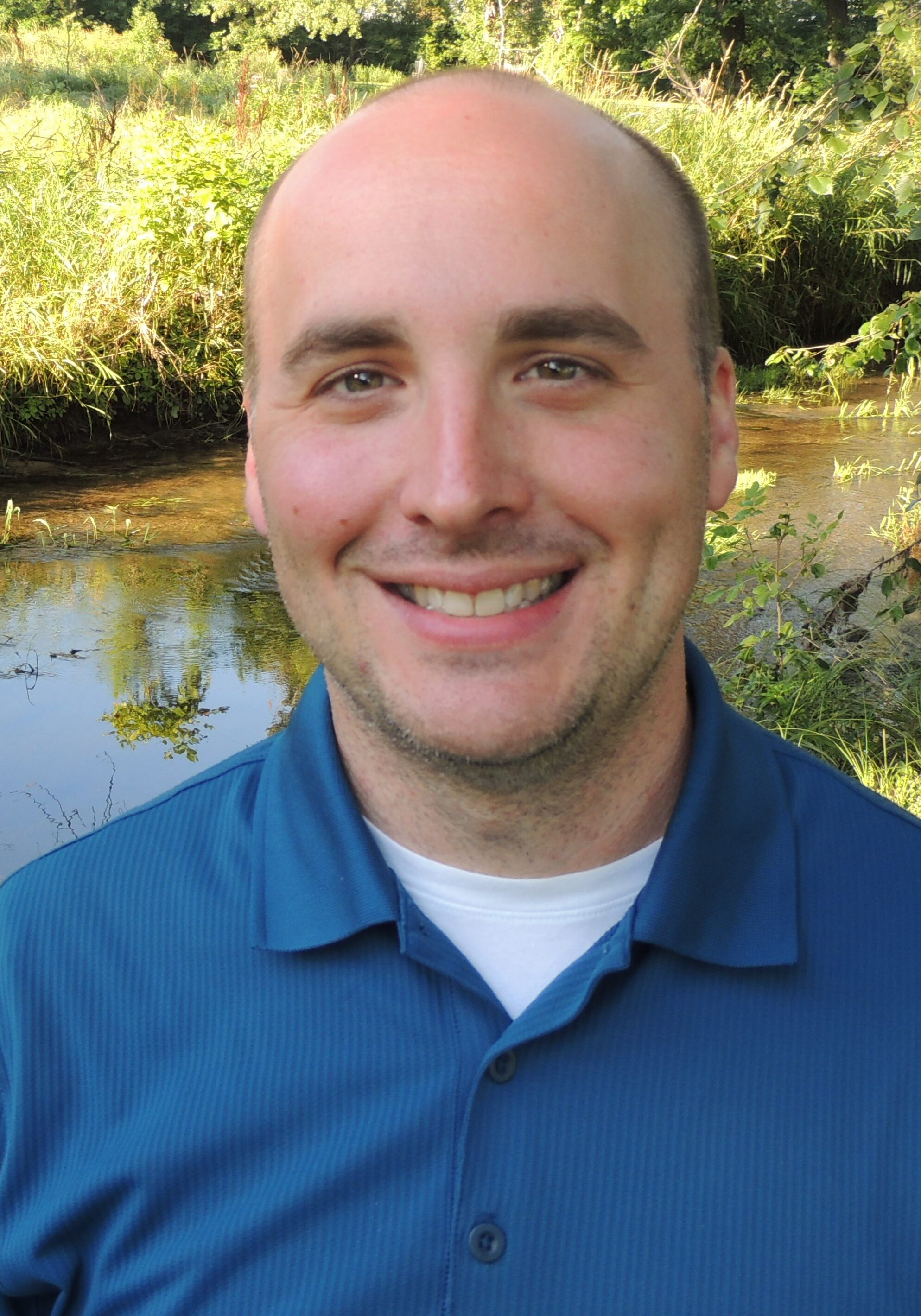 Tim Ruzek - Water Plan and Outreach Coordinator